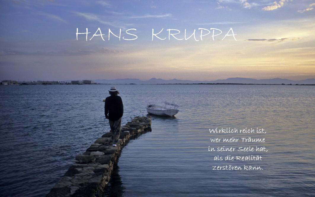 Hans Kruppa - Homepage